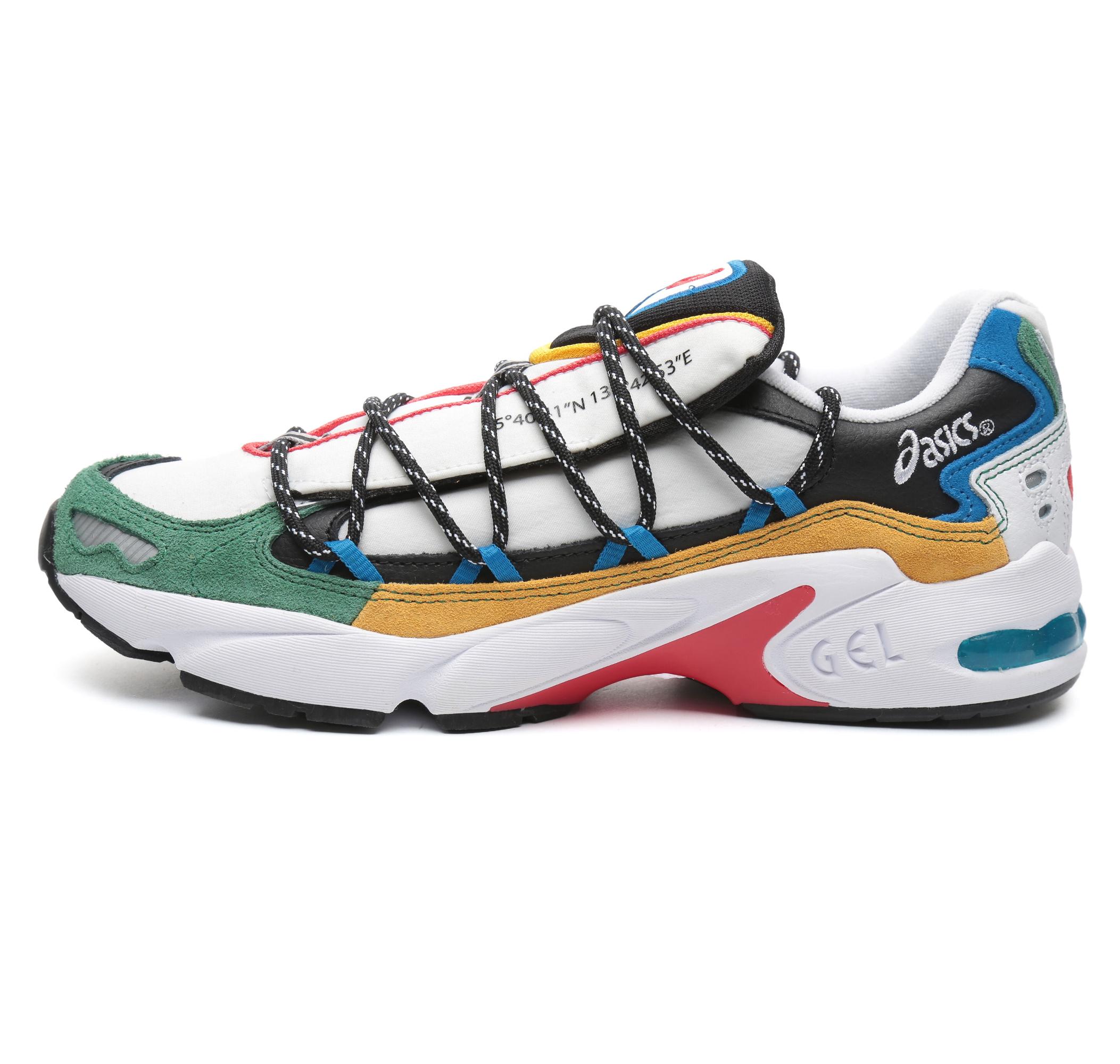 Gel-Kayano 5 Og Erkek Spor Ayakkabı Beyaz