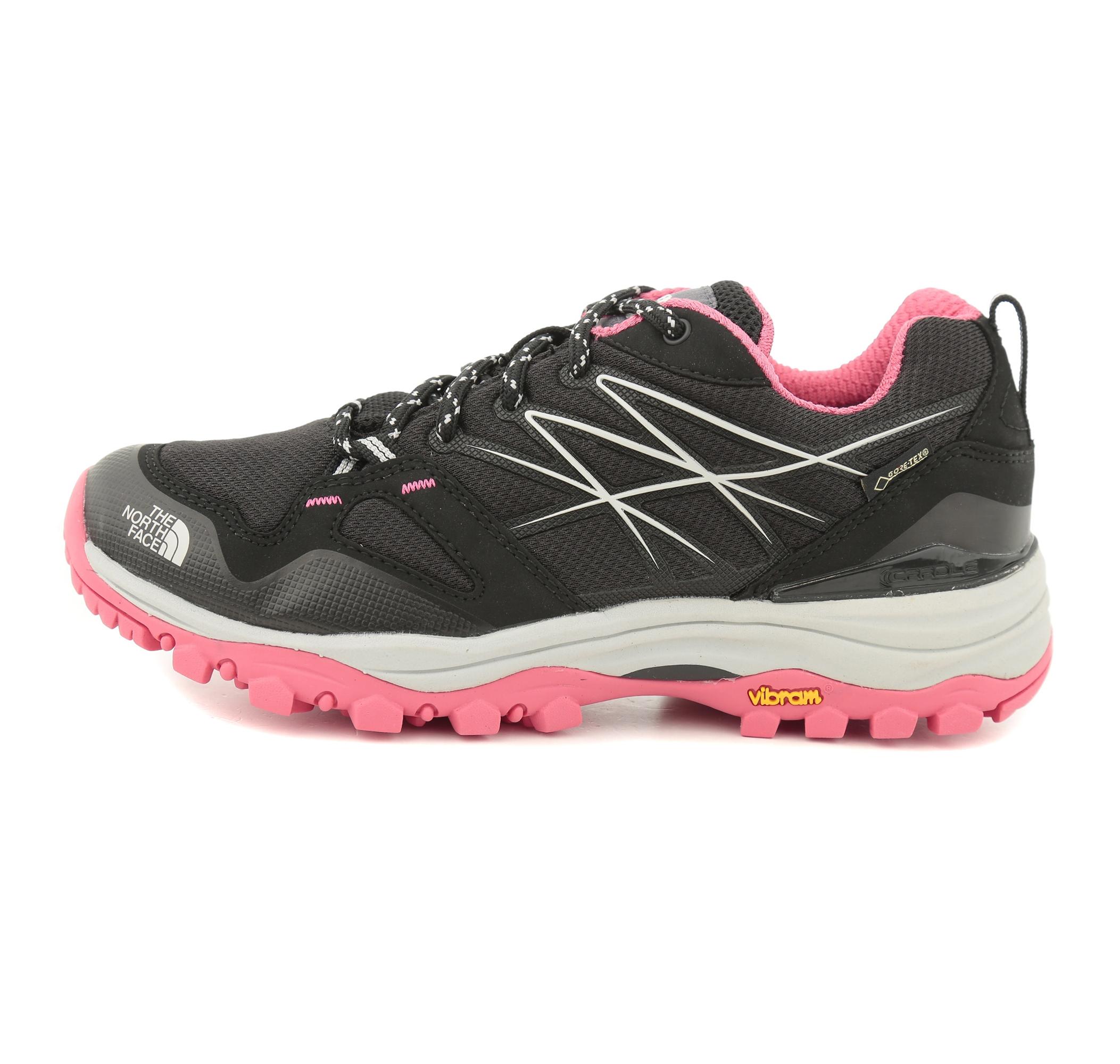 W Hedgehg Fp Gtx(Eu) Kadın Spor Ayakkabı Siyah
