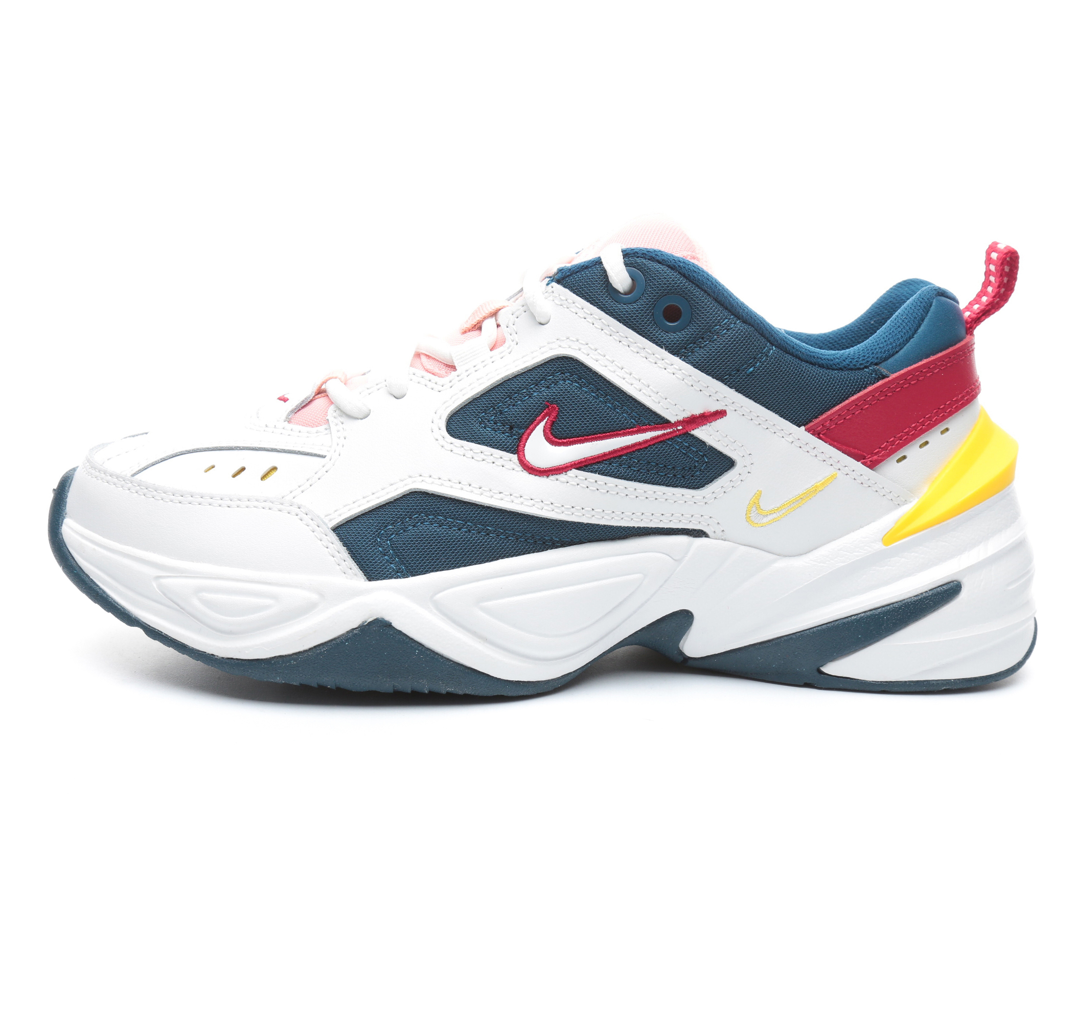 W M2K Tekno Kadın Spor Ayakkabı Beyaz