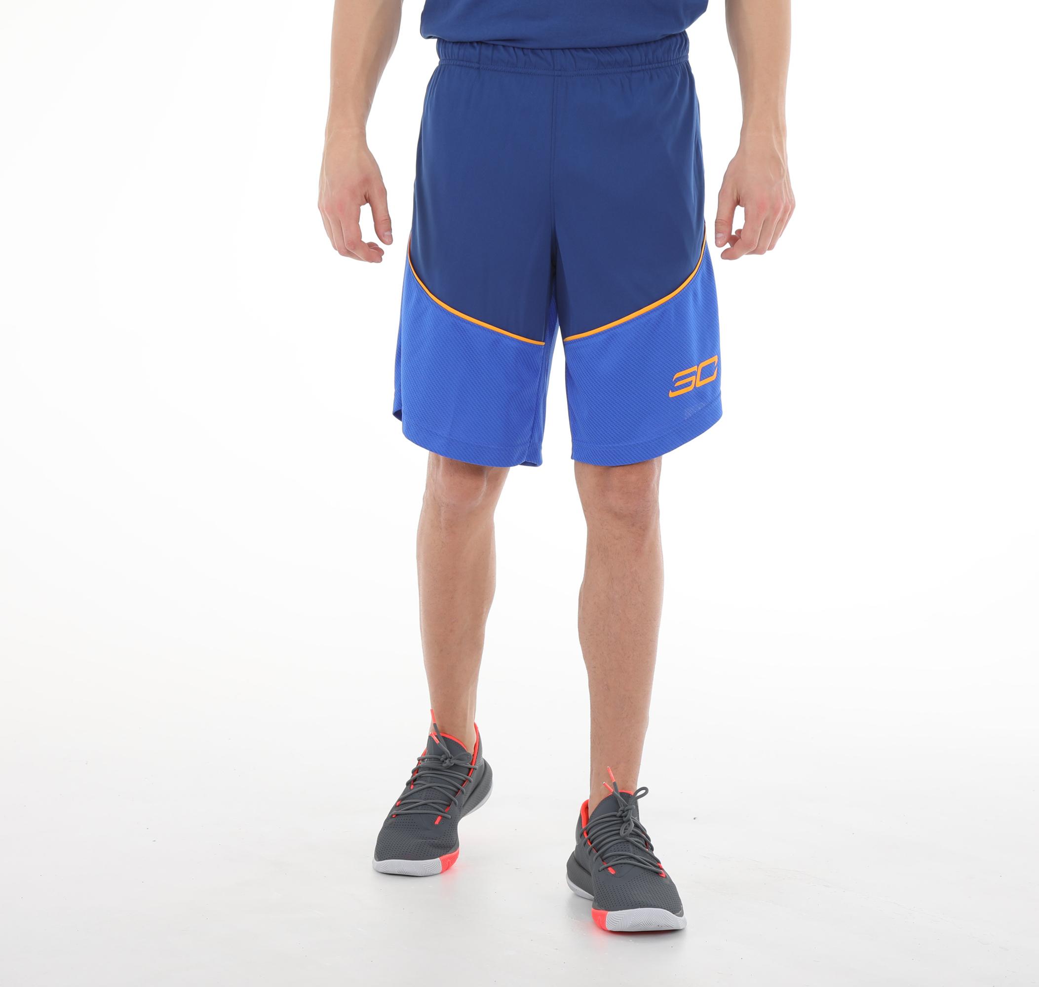 Sc30 10 In Short-Blu Erkek Şort Ve Kapri Lacivert